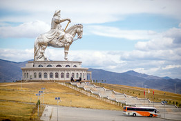 Mongolia - The world's largest statue of