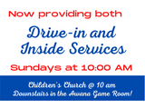 Inside & Drive-In Services
