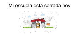 Spanish My School is Closed Today.jpg