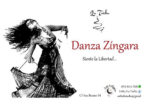 erika la turka, danzas gitanas madrid, danza zingara, danzas rom, danzas gitanas españa
