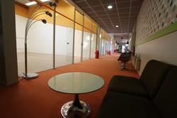 couloir Squash park