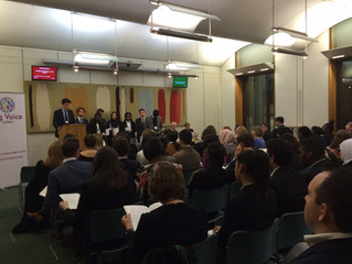 My Experience of the Model Law Commission - Part Three: The launch event