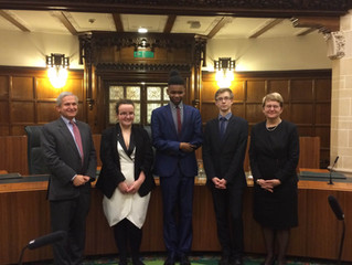 My Big Voice Experience - The Supreme Court Judgment Review Project and Mooting Competition 2016