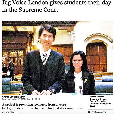 Big Voice London