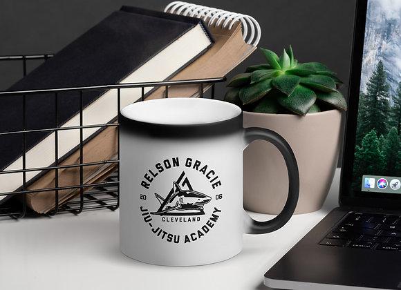 Relson Gracie Cleveland Shark Magic Mug