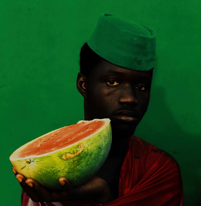 Derrick Ofosu Boateng, Untitled