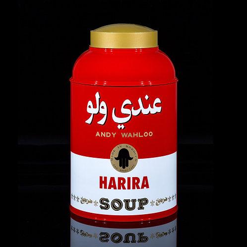 Hassan Hajjaj - Andy Wahloo Edition - Harira (Maroc)