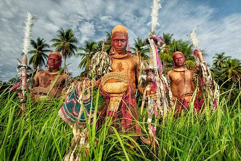 Wylda BAYRÓN - Ol Bandi (Papouasie Nouvelle Guinée)
