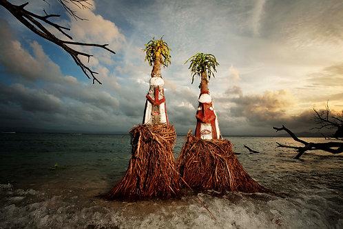 Wylda BAYRÓN - Sacred Sunset (Papouasie Nouvelle Guinée)