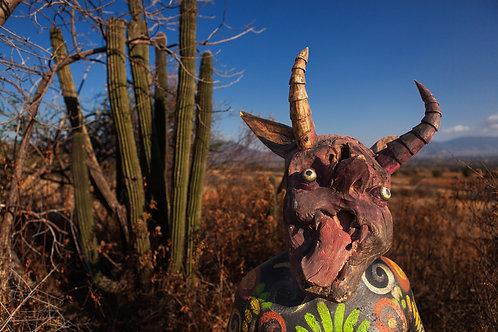 Nigentz - Diable rouge (Mexique)