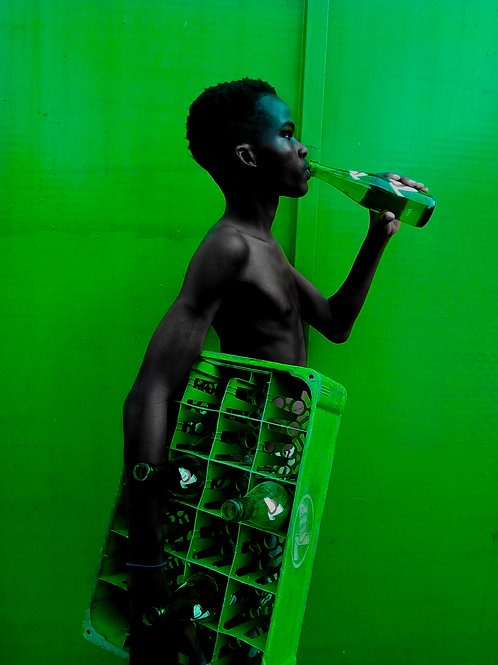Ebuka Michael - Bad Habits - Greed (Nigeria)