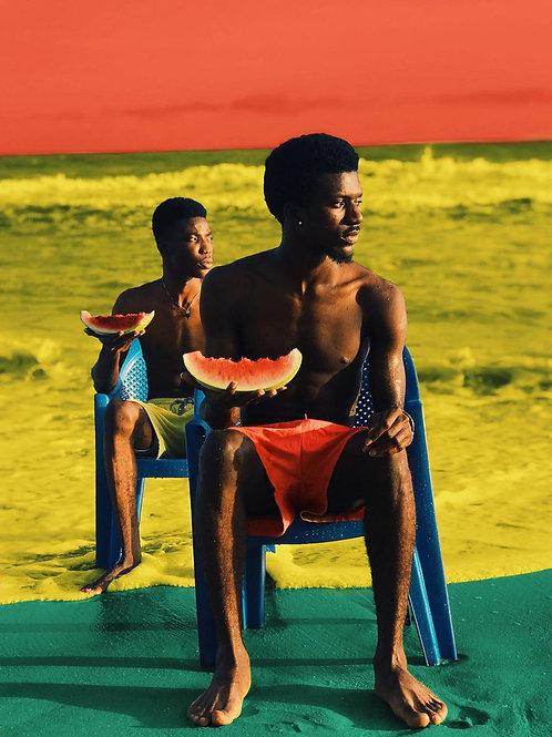 Derrick Ofosu Boateng - Eat right, sit right (Ghana)