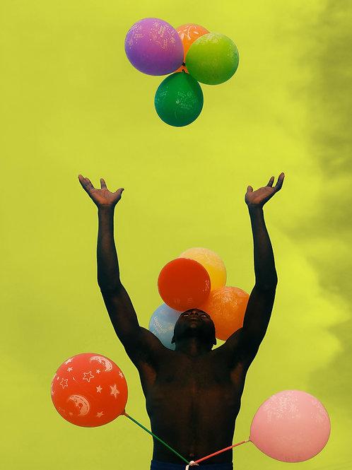 Derrick Ofosu Boateng - Joy and Victory  - Ghana