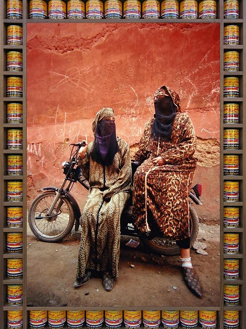 Hassan Hajjaj - Sistaz (Morocco)