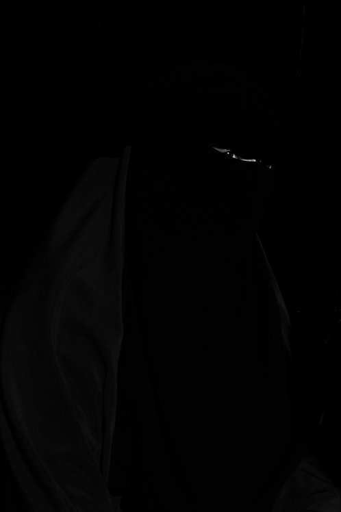 Yoriyas - The eyes of Niqab (Maroc)
