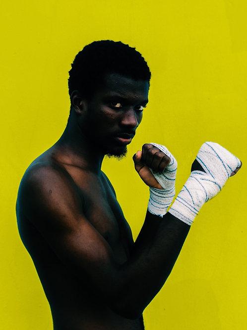 Derrick Ofosu Boateng - Fight hard yourself (Ghana)