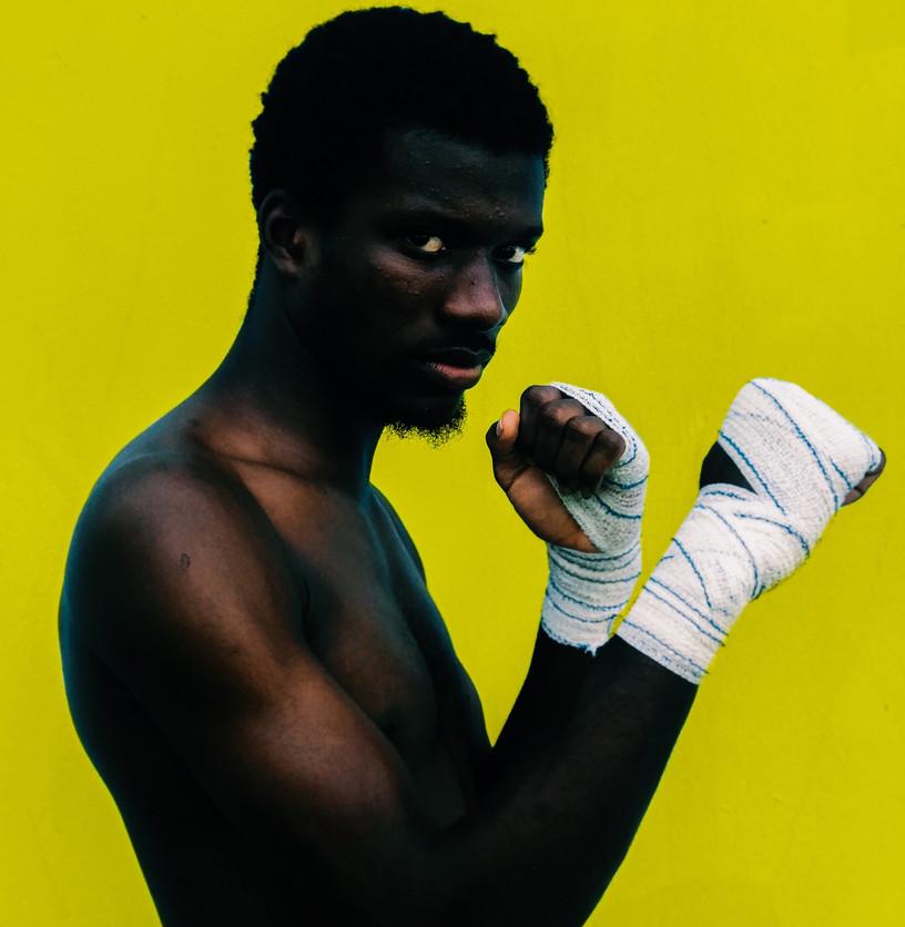 Derrick Ofosu Boateng, Fight Hard
