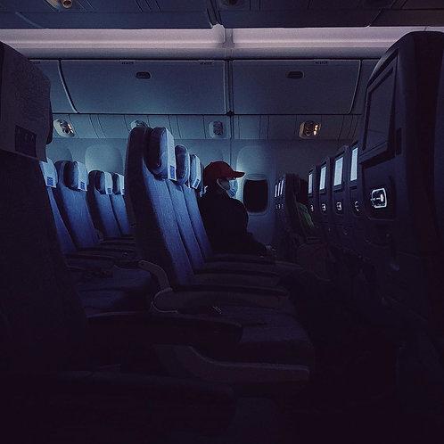 Yuyang Liu -  Alone on Flight (Chine)