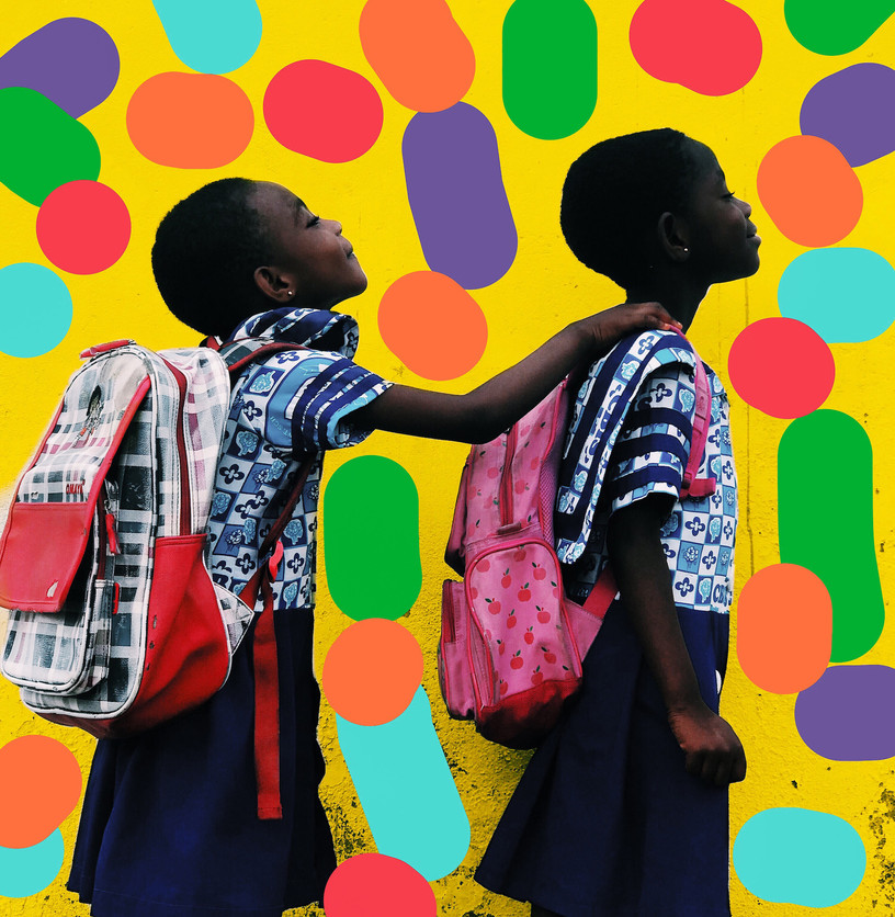 Derrick Ofosu Baoteng, Education and art is the most powerful weapon which can be used to change the world