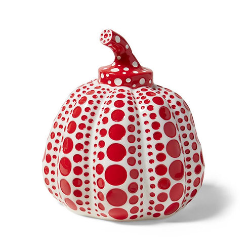 Yayoi Kusama - Red Pumpkin (Japon)