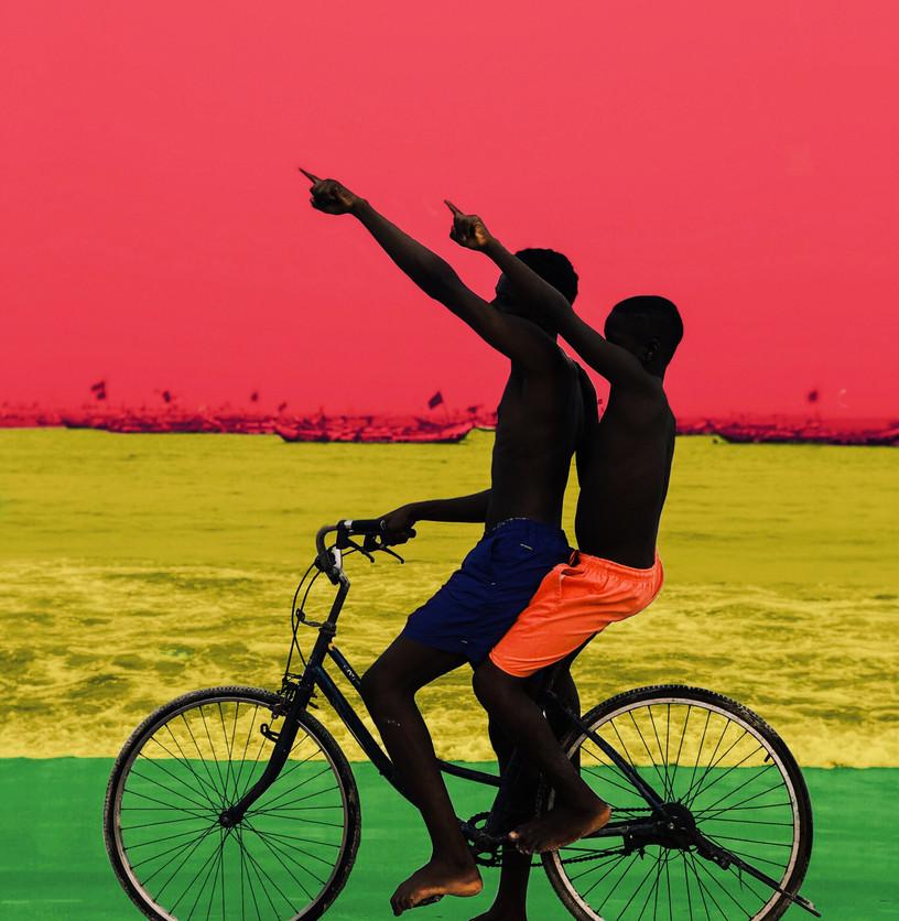 Derrick Ofosu Boateng, Love for Ghana