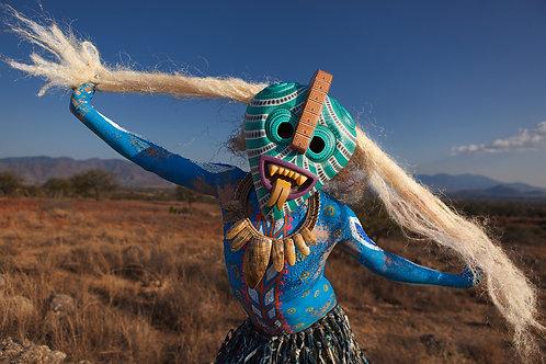 Nigentz - Serpent turquoise (Mexique)