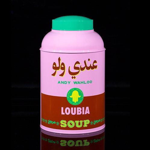 Hassan Hajjaj - Andy Wahloo Edition - Loubia (Maroc)