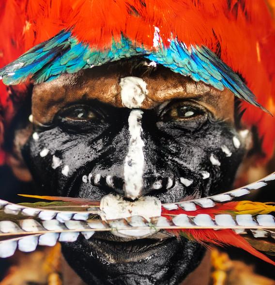 Chimbu Chief