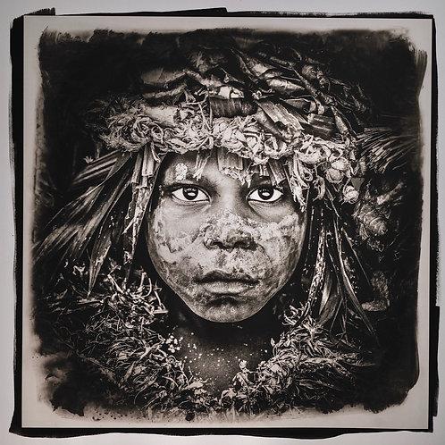 Wylda BAYRÓN - Vana Vana - moyen format (Papouasie Nouvelle Guinée)
