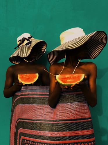 Derrick Ofosu Boateng, Watermelon.JPG