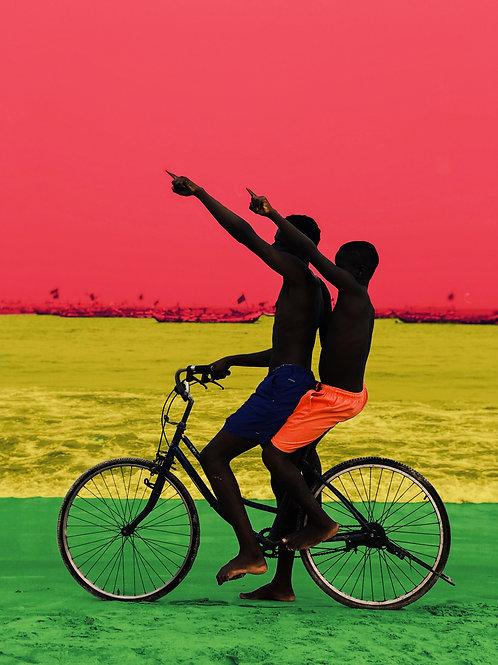 Derrick Ofosu Boateng - The Love for Ghana  (Ghana)