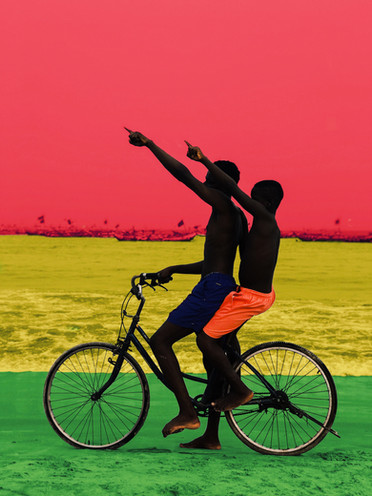 Derrick Ofosu Boateng - Love for Ghana