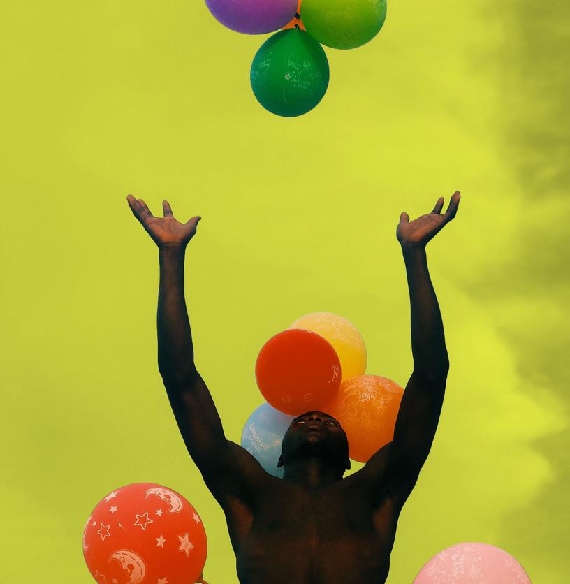 Derrik Ofosu Boatenf, Joy and Victory