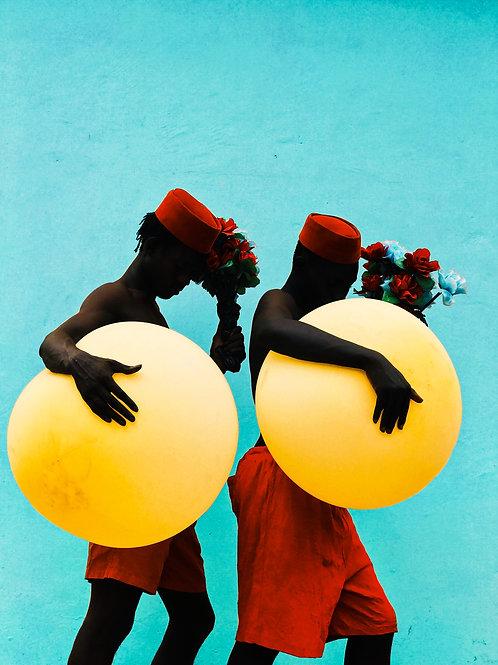 Derrick Ofosu Boateng - Untitled (Ghana)