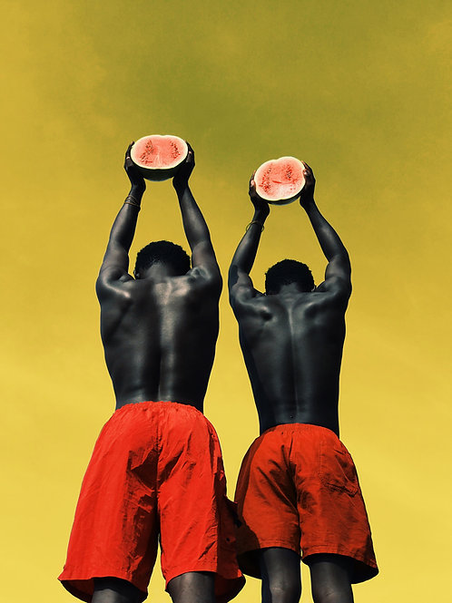 Derrick Ofosu Boateng - You're one in a melon 2 (Ghana)