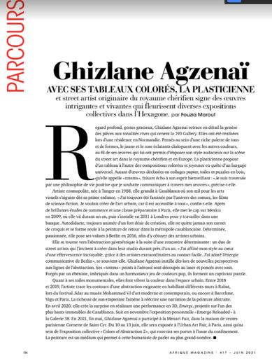 Afrique Magazine 08_06_2021