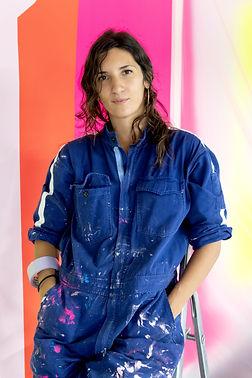 Valentina Canseco - Portrait par Charles