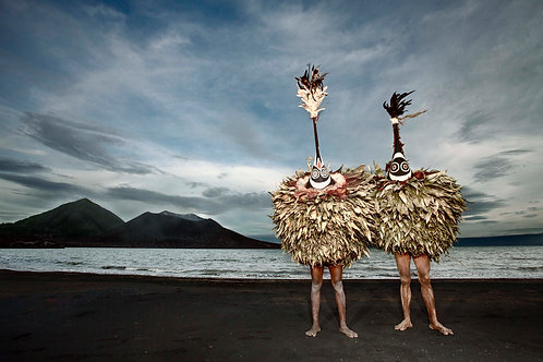 Wylda BAYRÓN - Duk Duk (Papua New Guinea)