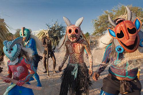 Nigentz - La bande à Coyotte (Mexique)