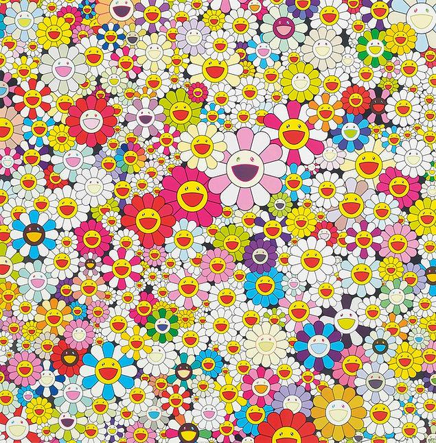 Takashi Murakami (Flowers in Heaven).jpg