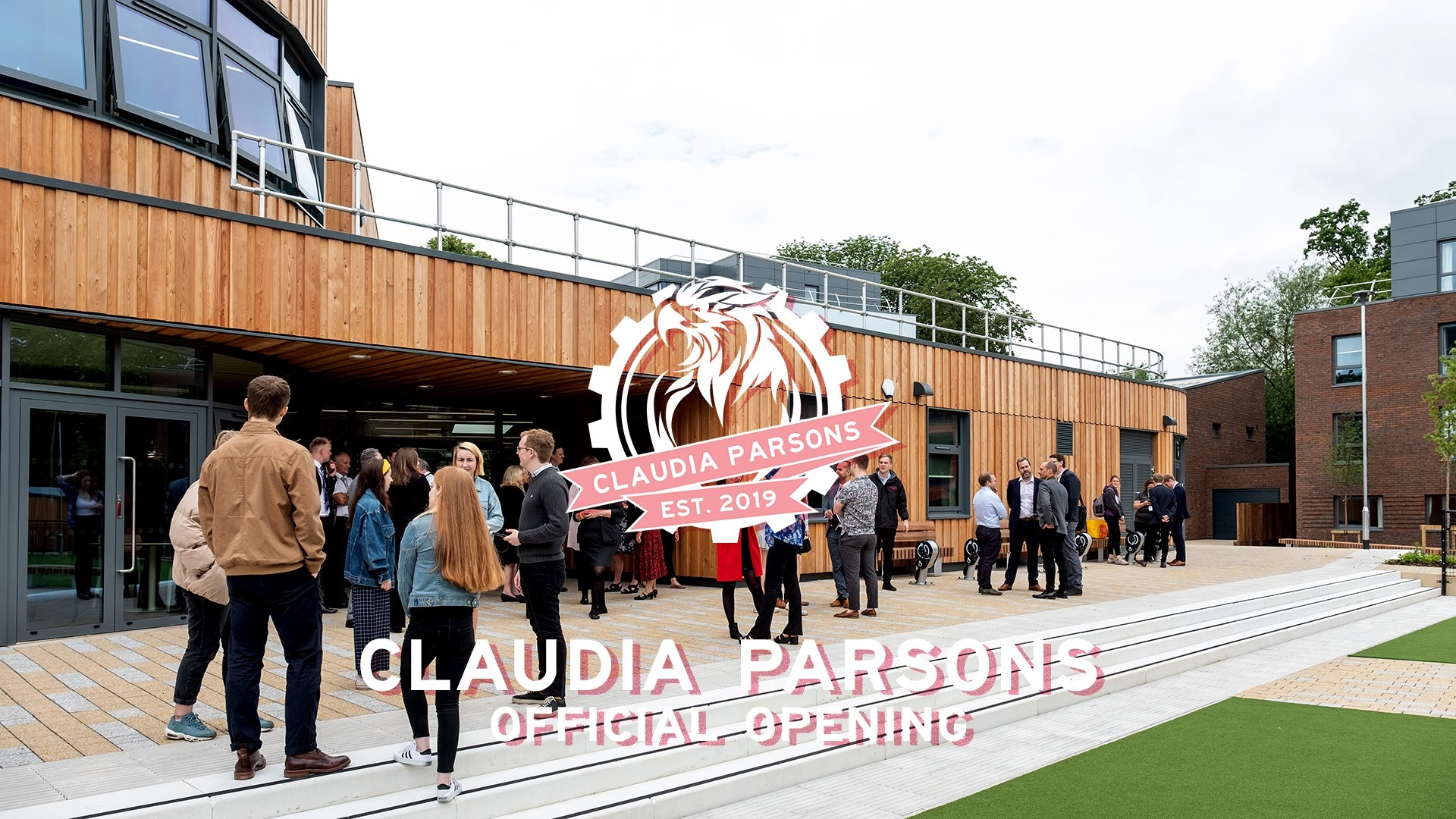 The Claudia Parsons Official Opening 2019