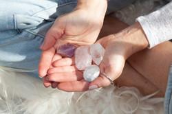 Kelly Upson crystals