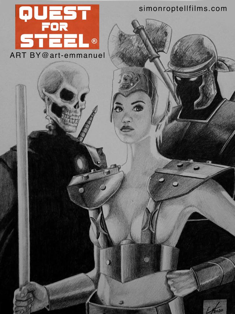 Quest for Steel Art