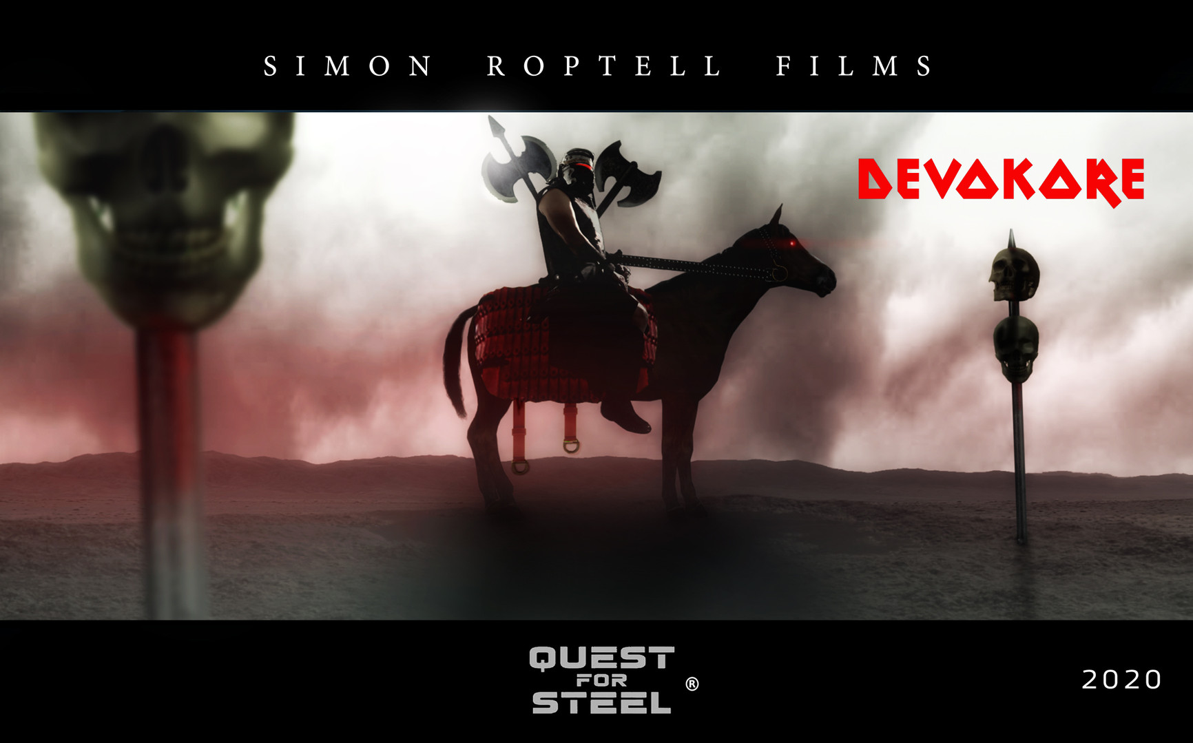 DEVOKORE quest for steel