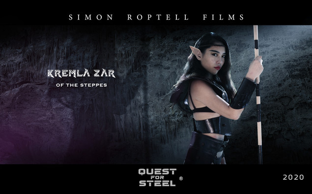 KREMLA ZAR Quest for Steel. Fantasy movi
