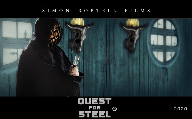The Ferryman.Quest for Steel. Simon Roptell Films.