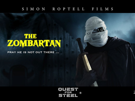 COVID19 SHOOTING: THE ZOMBARTAN