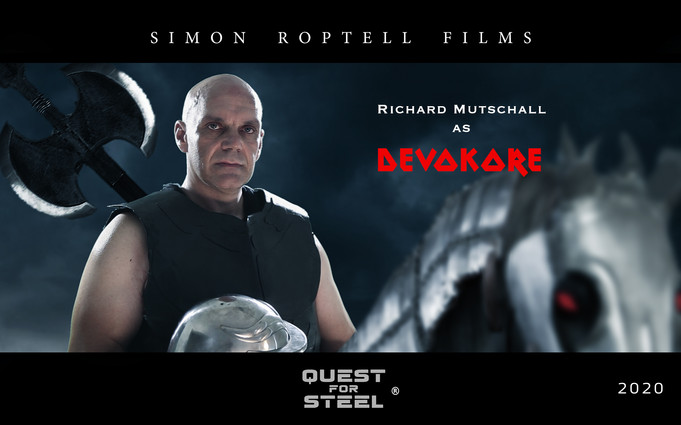 Devokore: Hell's Warrior Quest for Steel