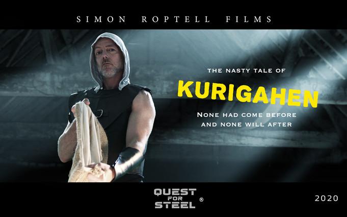 Kurigahen asphyxiator. Quest for Steel.