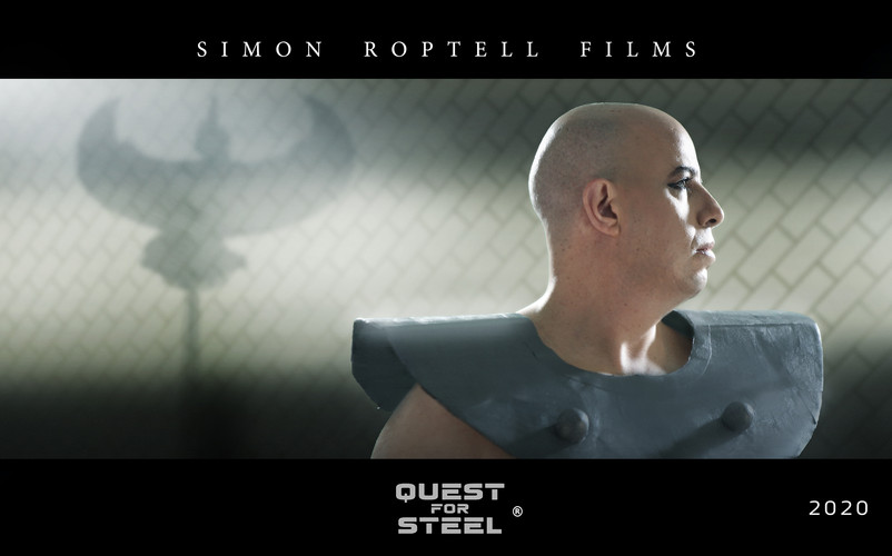 Egyptian King. Quest for Steel. Fantasy